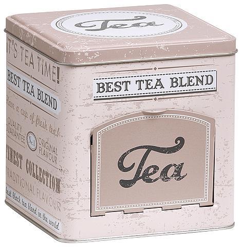 Dėžutės maistui »Tea«