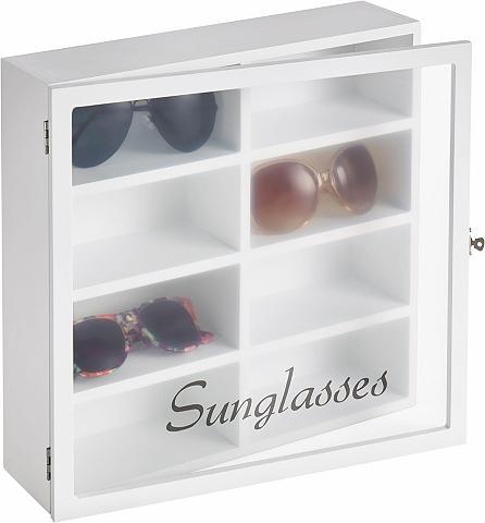 HOME AFFAIRE Sonnenbrillen-Aufbewahrungsbox dėl 8 B...