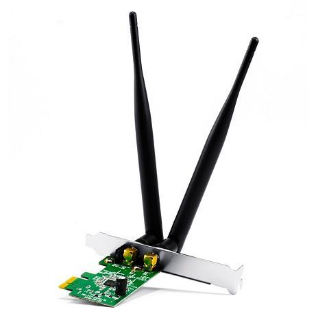 CSL 300Mbps WLAN PCIe Tinklo plokštė su ik...