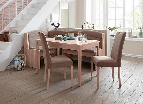 Kampinis virtuvės suolas su kėdėmis »M...
