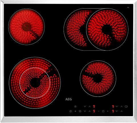 AEG ELECTROLUX AEG Stiklo keramikos kaitlentė HK63406...
