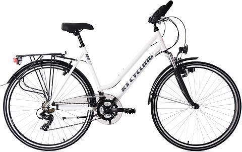 KS CYCLING Turistinis dviratis »Metropolis« 21 Ga...