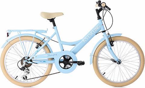 KS CYCLING Jaunimo dviratis »Toscana« 6 Gang Shim...