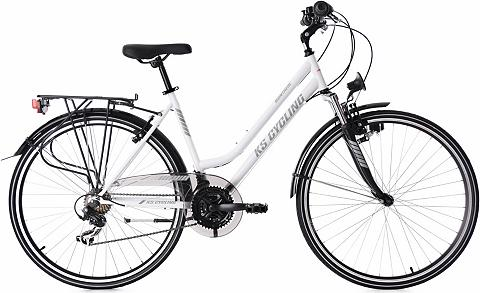 KS CYCLING Moteriškas turistinis dviratis 28 Zoll...