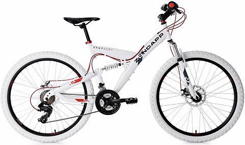 ZÜNDAPP kalnų dviratis 26 Zoll weiß Sh...