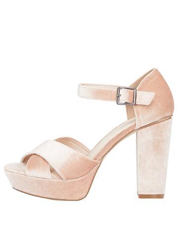 Schlichte Basic- sandalai