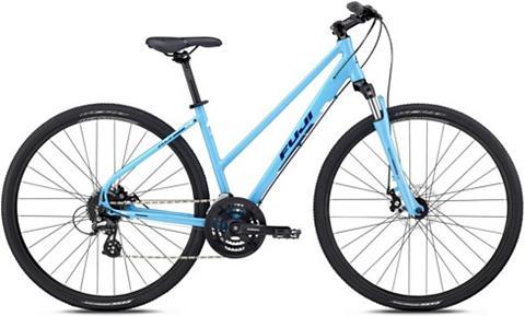 FUJI Moterims dviratis 28 Zoll 24 Gang Shim...