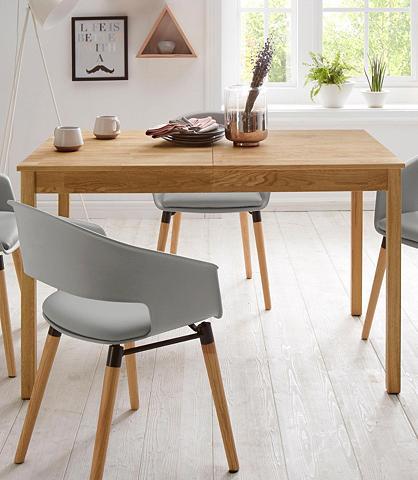 Valgomojo stalas plotis 125-165 cm