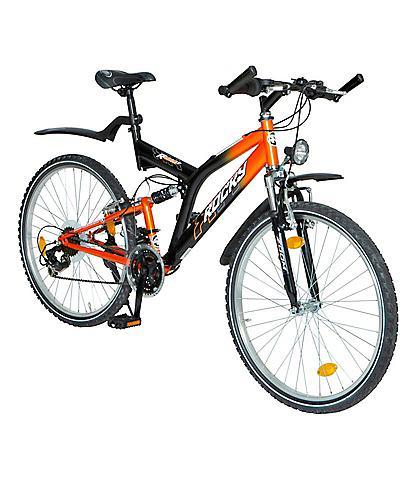 ROCKY Universalus dviratis »Houston« 26 Zoll...