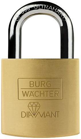 BURG WÄCHTER Zylinderschloss »Diamant ...