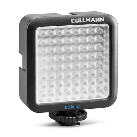 LED-Videoleuchte Tageslicht 220 Lux / ...
