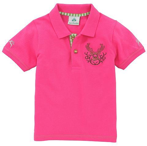 ISAR-TRACHTEN Marškinėliai Vaikiški su siuvinėjimas