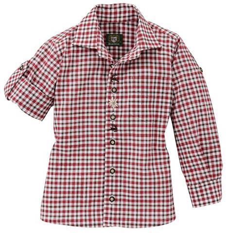 Tautinio stiliaus marškiniai Kinder iš...