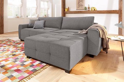 Kampinė sofa «Bella» patogi su miegoji...