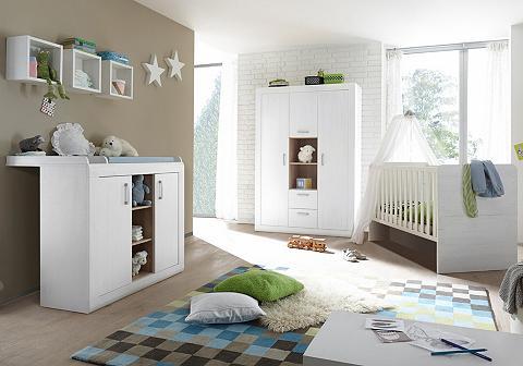Komplektas Vaikiškų baldų »Usedom« lov...