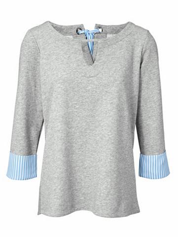 B.C. BEST CONNECTIONS by Heine Sportinio stiliaus megztinis su 3/4 ra...