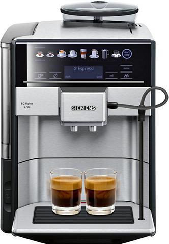 SIEMENS Kaffeevollautomat EQ.6 plus s700 TE657...