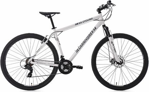 KS CYCLING Kalnų dviratis »Carnivore« 21 Gang Shi...