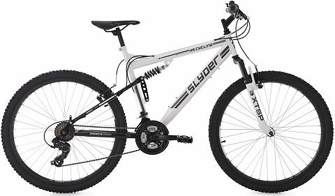 Kalnų dviratis »Slyder« 21 Gang Shiman...