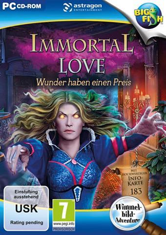 PC - Spiel »Immortal Love: Wunder habe...