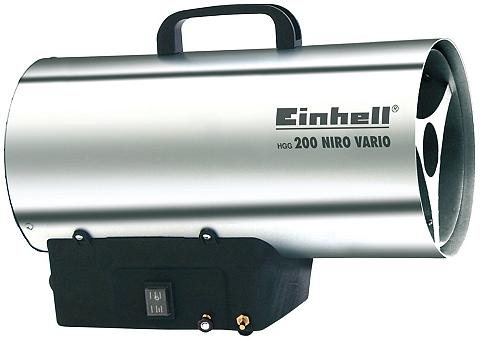 EINHELL Statybinių patalpų šildytuvas »HGG 200...