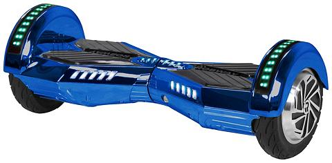 ROBWAY Hoverboard »W2« CHROM EDITION 8 Zoll s...