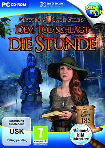ASTRAGON PC - Spiel »Mystery Dėklas Files: Dem ...