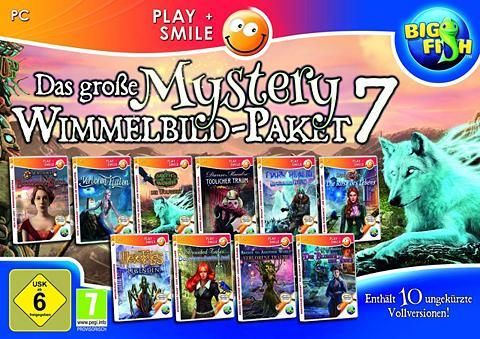 ASTRAGON PC - Spiel »Das große Mystery Wimmelbi...