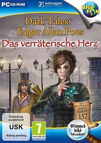 ASTRAGON PC - Spiel »Dark Tales: Edgar Allan Po...