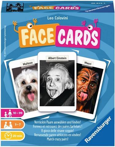 RAVENSBURGER Kartenspiel »Facecards«
