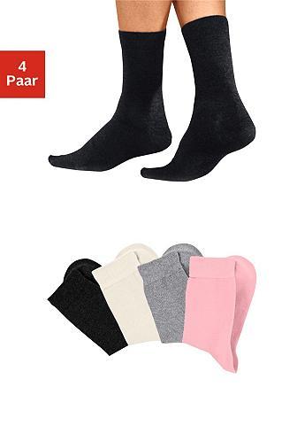 LAVANA Basic kojinės (4 poros)