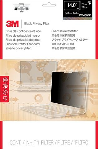 3M F140W9E Touch Kompiuteris Privatumo fi...