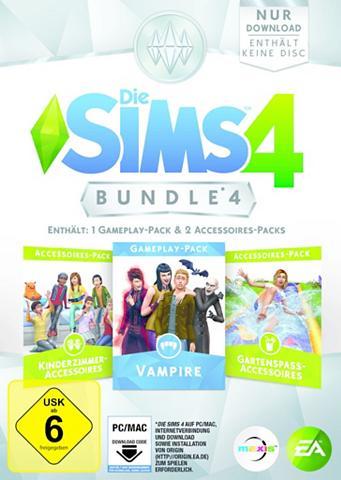 ELECTRONIC ARTS PC - Spiel »Die Sims 4 Bundle Pack 4 (...