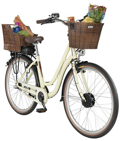 FISCHER FAHRRAEDER Elektrinis dviratis City Moterims »ER1...