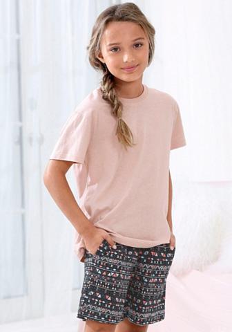 S.OLIVER RED LABEL Bodywear Mädchen pižama su e...