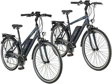 FISCHER FAHRRAEDER Rinkinys: Elektrinis dviratis City »ET...