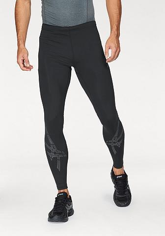 Bėgimo kelnės » dryžuotas ilgio«