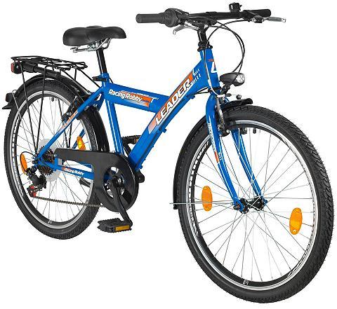 LEADER Vaikiškas dviratis Jungen »Racing Robb...