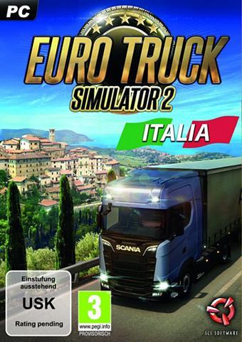 ASTRAGON PC - Spiel »Euro Truck Simulator 2: It...