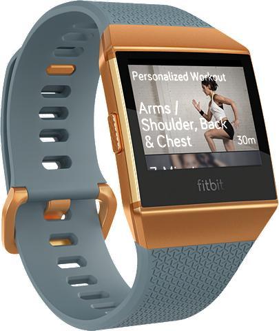 FITBIT Health & fitnesas Išmanus laikrodis »I...