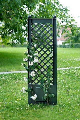 Ažūrinė sienelė gėlėms »43x140 cm grün...
