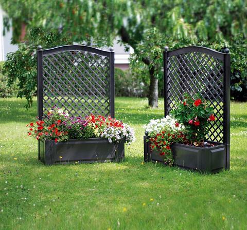 KHW Ažūrinė sienelė gėlėms »mit Lauko vazo...