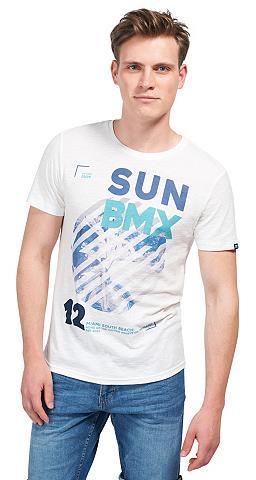 Marškinėliai »mit Foto-Print«