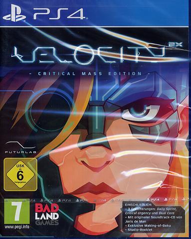 Velocity 2X: Critical Mass Edition »PS...
