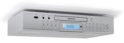 Karcher »RA 2050« Küchen-Radio (1.5 W)