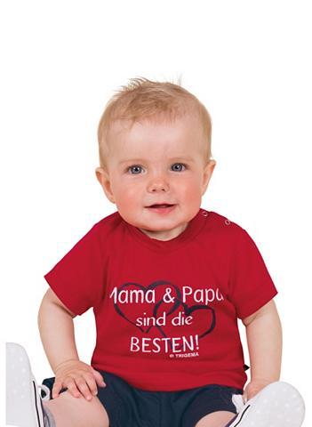 Marškinėliai Mama & Papa