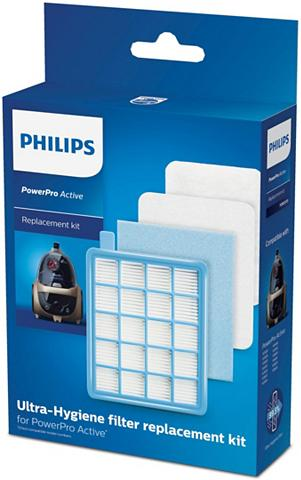 PHILIPS Filtrų rinkinys FC8017/01 PowerPro Act...