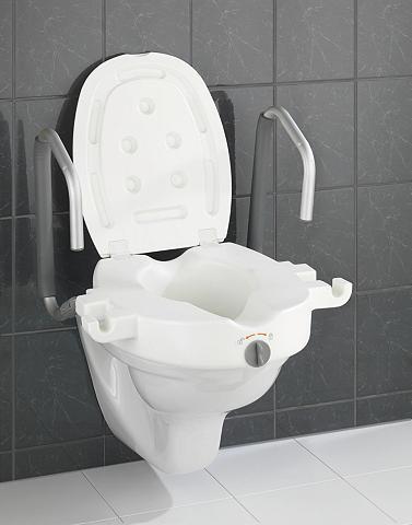 WENKO Toilettensitzerhöhung Secura 375 cm