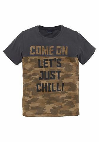 ARIZONA Marškinėliai »Come on let`s just chill...