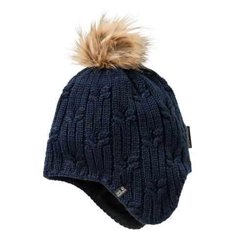 Kepurė su bumbulu »STORMLOCK BRAID Kep...